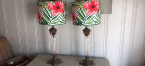 Antique beveled glass lamps for Sale in Lynnfield, MA
