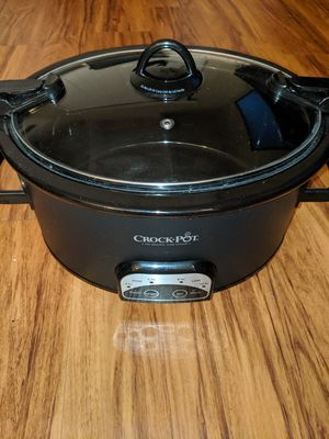 Crock Pot - Used once for Sale in Los Altos, CA