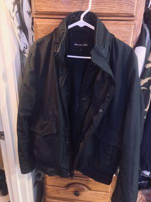 Poofy Michael Kors bomber Jacket for Sale in Redmond, WA
