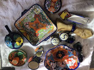 Mexican Pottery Kitchen stuff for Sale in Spring Valley, NV