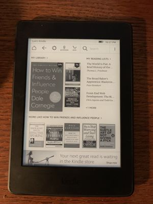 Kindle Paperwhite for Sale in Austin, TX