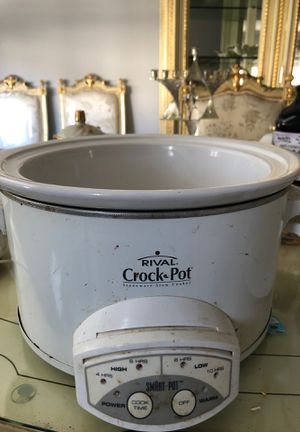 Rival crock pot for Sale in Los Angeles, CA