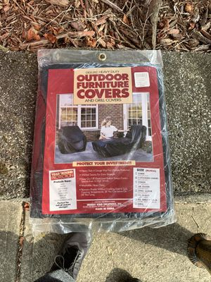 Outdoor furniture covers for Sale in Verona, PA
