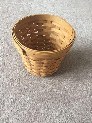 Longaberger basket for Sale in Oxford, CT