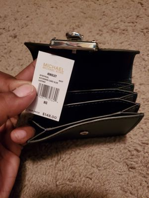 Brand new Michael Kors Accordion Card Case for Sale in Sacramento, CA