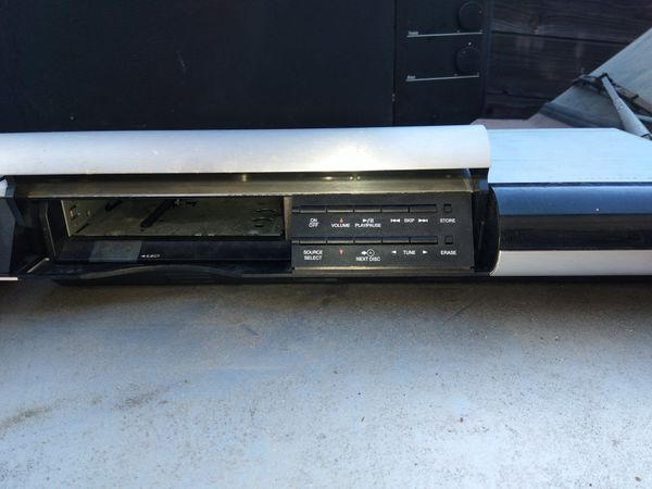 bose lifestyle 25 cd changer and second changer