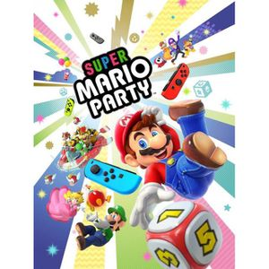 Nintendo switch super mario party for Sale in Chino Hills, CA