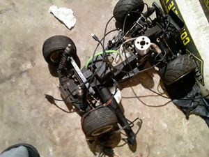 Gas remote control car for Sale in Baltimore, MD