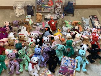 Ty Beanie babies for Sale in Apple Valley,  CA
