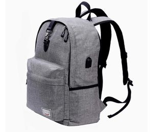 "Water Resistant Laptop Backpack for 15.6"" Laptop with USB charging port for Sale in Kearny, NJ"