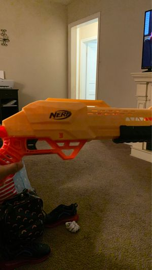 Nerf gun working very well dose't come with bullets for Sale in Virginia Beach, VA