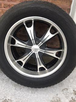 GM 6 Bolt Pattern Wheels for Sale in Melrose Park,  IL