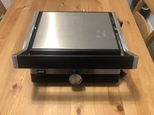 Ambiano Panini press and grill for Sale in Raleigh, NC