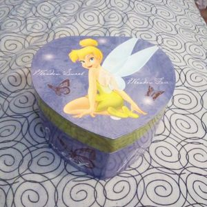 Tinkerbell Disney Jewelry Music Box for Sale in Fresno, CA