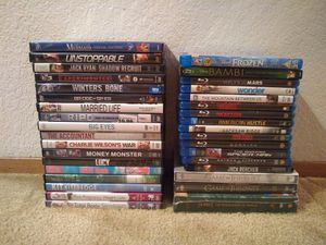 Blu-ray and DVD movies for Sale in Seattle, WA
