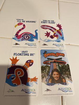 Aquatica Waterpark Tickets for Sale in El Cajon, CA