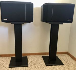 BOSE 201 Series IV Speakers with stands. for Sale in Phoenix, AZ