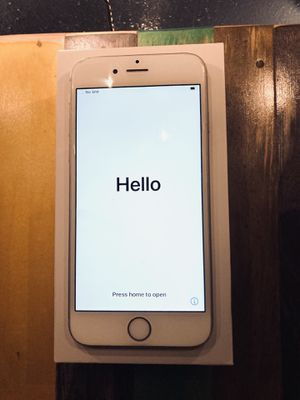 IPhone 6s 128g unlock for Sale in Gainesville, FL