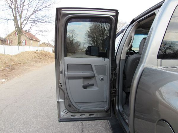 2008 Dodge Ram 3500 Quad Cab