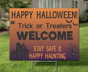 Halloween Yard Sign for Sale in Montclair, CA