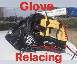 Custom glove relacing!!! for Sale in Glendora, CA