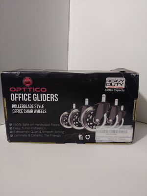 opttico office gliders for Sale in Los Angeles, CA