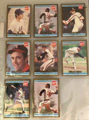 Nolan Ryan Coca Cola Baseball Card Collection for Sale in Long Beach, CA