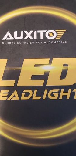 AUXITO 9012/HIR2 LED Headlight Pack of 2 for Sale in Oak Lawn,  IL