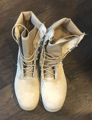 Military Desert Boots - 10.5 for Sale in Stone Ridge, VA