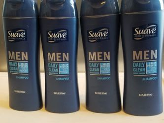 Suave MEN Daily Clean SHAMPOO Bundle for Sale in Ontario,  CA
