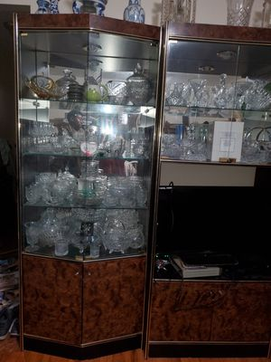 China cabinet , coffee table and bunk bed for Sale in Queens, NY