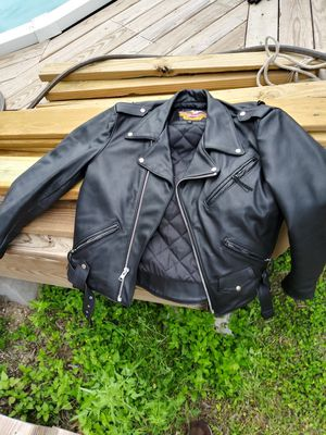 Harley Davidson leather jacket. for Sale in Austin, TX