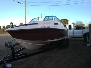 1985 21' Invader Boat and trailer for Sale in Oakley, CA