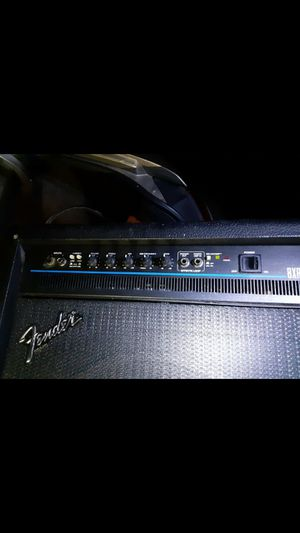 Fender Base Amp condition like new for Sale in Denver, CO