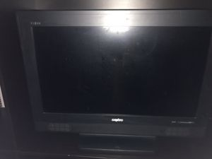Xbox one and 25 inch LCD for Sale in Chicago, IL