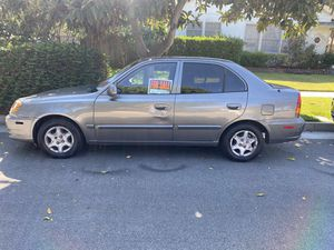 2005 Hyundai Accent 4cyl. Runs Excellent, 185k clean $2000 for Sale in Anaheim, CA