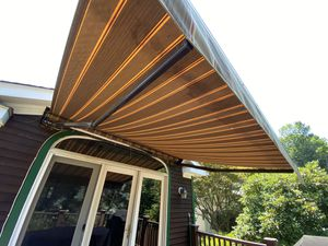 Motorized Retractable Awning for Sale in Trumbull, CT