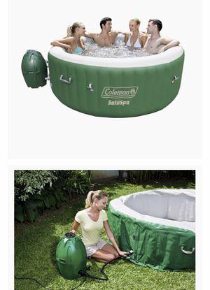 BRAND NEW HOT TUB (box not opened) for Sale in Atlanta, GA