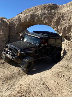 2011 Jeep Wrangler Rubicon Unlimited for Sale in Mission Viejo, CA