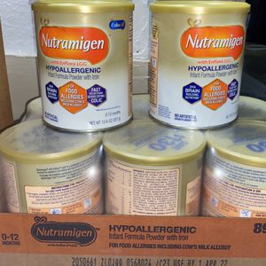 8 Cans of 12.6oz Nutrimagen Baby Formula for Sale in Willows, CA