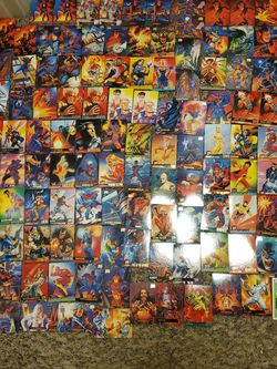 Nineties Marvel collector cards!! for Sale in Wenatchee,  WA