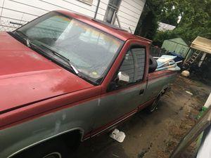 1991 Chevy Silverado 2X4 for Sale in Kinston, NC