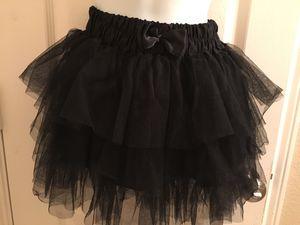 Women's black tutu skirt for Sale in Cypress, TX