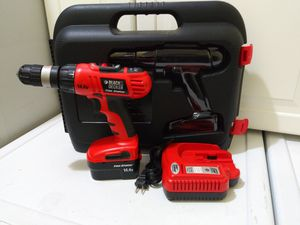 Black & Decker firestorm 14.4 v Drill Kit W/ Battery and Charger for Sale in Lacey, WA