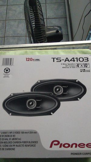 Pioneer 4x10 for Sale in Moreno Valley, CA