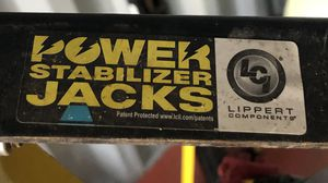 LCI Power stabilizer Jacks for travel trailers RV for Sale in Fontana, CA