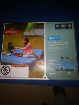 New in box air mattress for Sale in Lawrence, NY