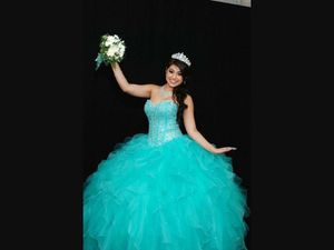 Quinceanera dress for Sale in Donna, TX