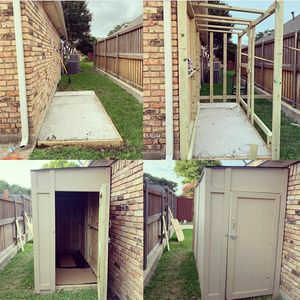 Shed for Sale in Richardson, TX