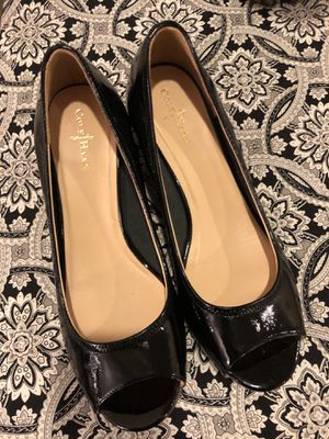 New Cole Haan Women's peep toe shoes size 7.5 for Sale in Bothell, WA